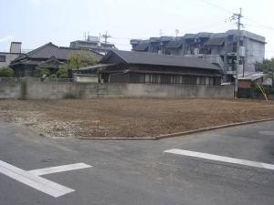 小倉北区中井売土地